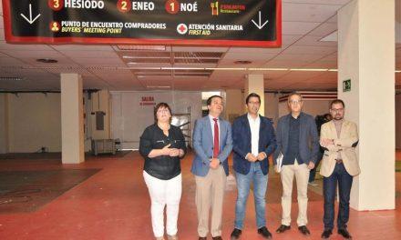 El Gobierno regional de Castilla-La Mancha vuelve a FENAVIN con un importante compromiso institucional, político y económico