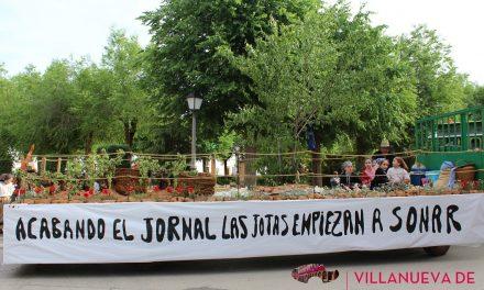 Los agricultores infanteños celebran la festividad de San Isidro