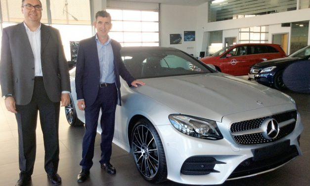 Autotrak, concesionario Mercedes-Benz, presentó el nuevo Clase E Coupé