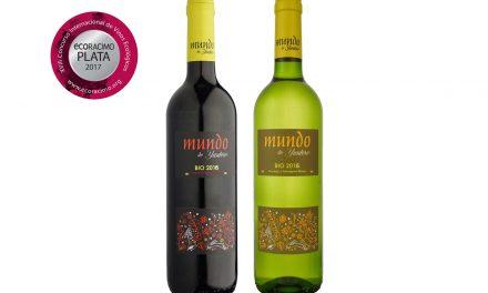Los vinos ecológicos de Bodegas Yuntero obtienen la plata en los premios EcoRacimo 2017