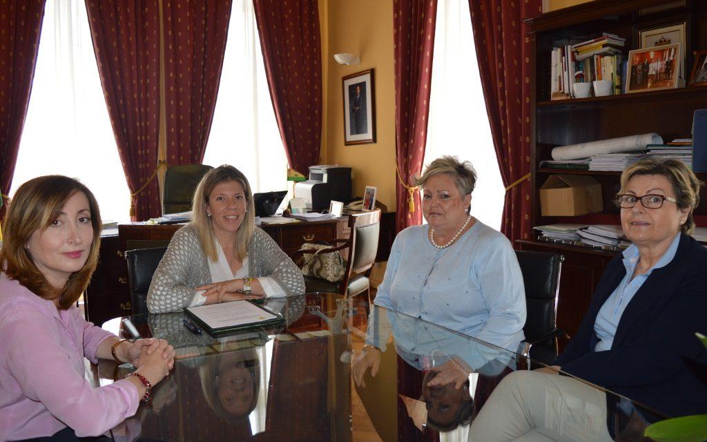 Firmado un convenio de colaboración entre el Ayuntamiento de Tomelloso y AFIESDEP