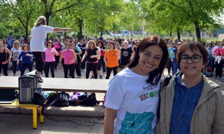 Cientos de personas conmemoran en Ciudad Real el Día Nacional de las Vías Verdes