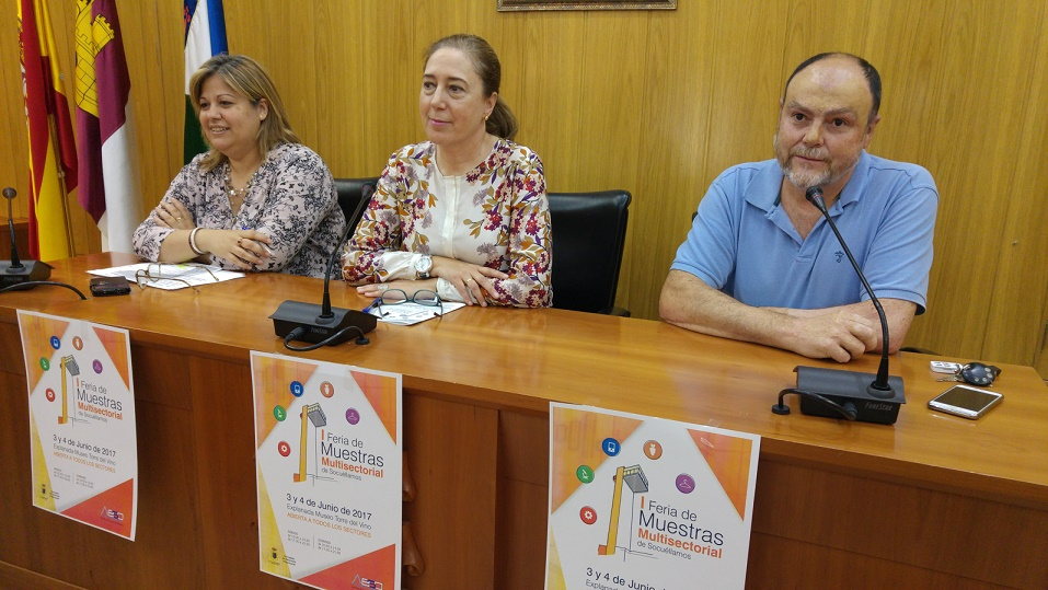 Este sábado se inaugura la I Feria Multisectorial de Muestras de Socuéllamos