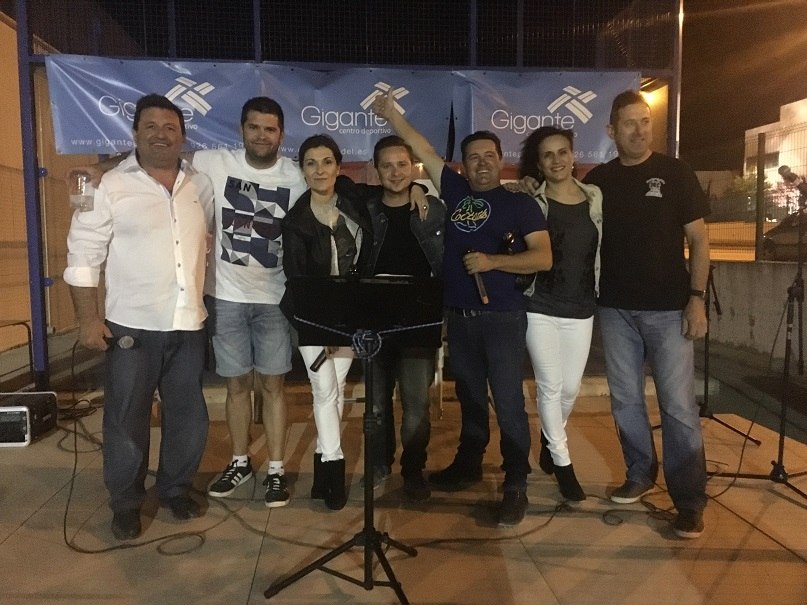 Gigante Pádel de Campo de Criptana celebró un evento con motivo de su VI Aniversario