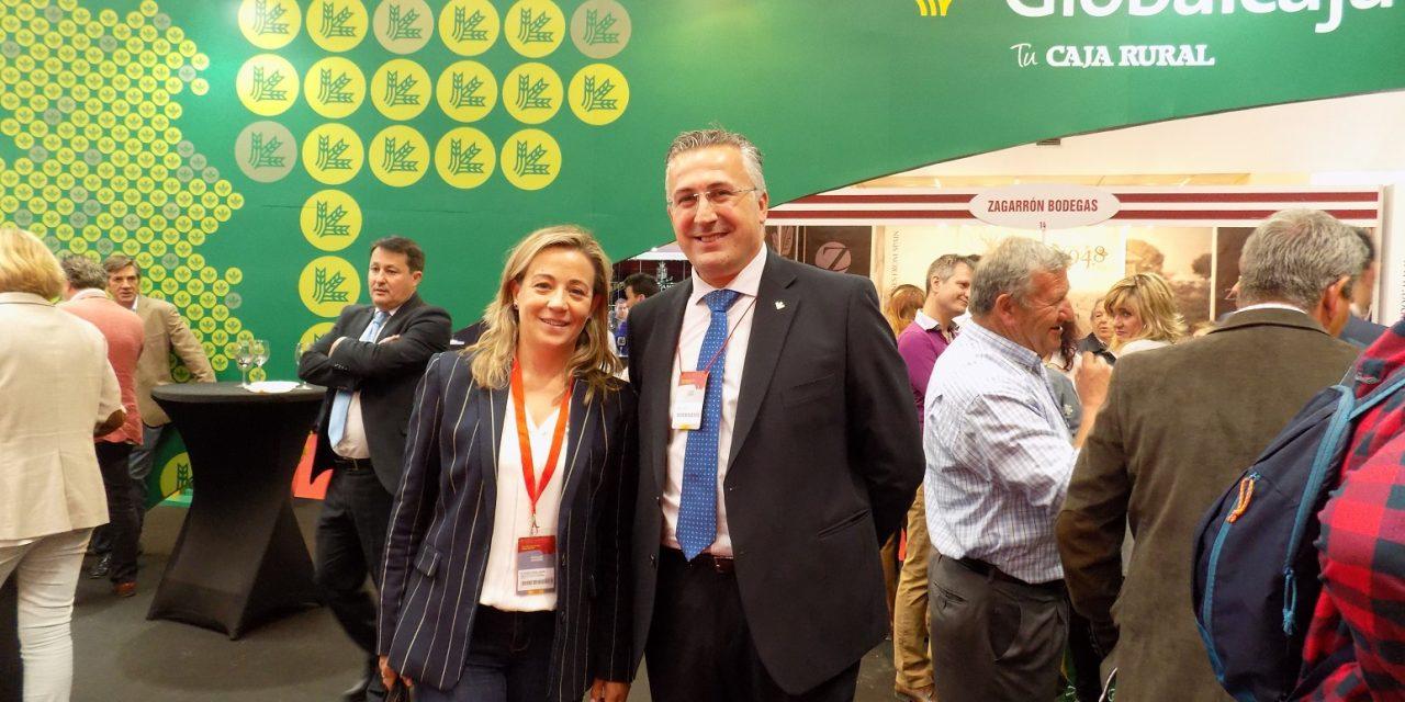 Globalcaja anima a las bodegas y cooperativas en FENAVIN 2017 a generar más valor
