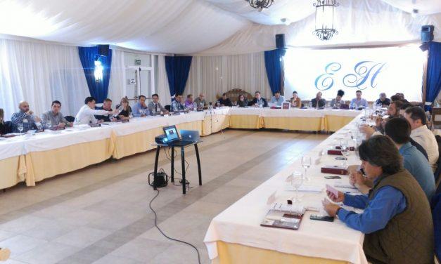 Encuentro de trabajo en Pedro Muñoz del grupo BNI Cervantes