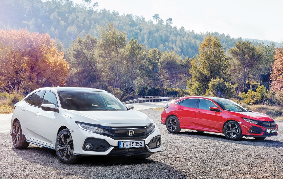 Honda Civic 2017, el mayor avance