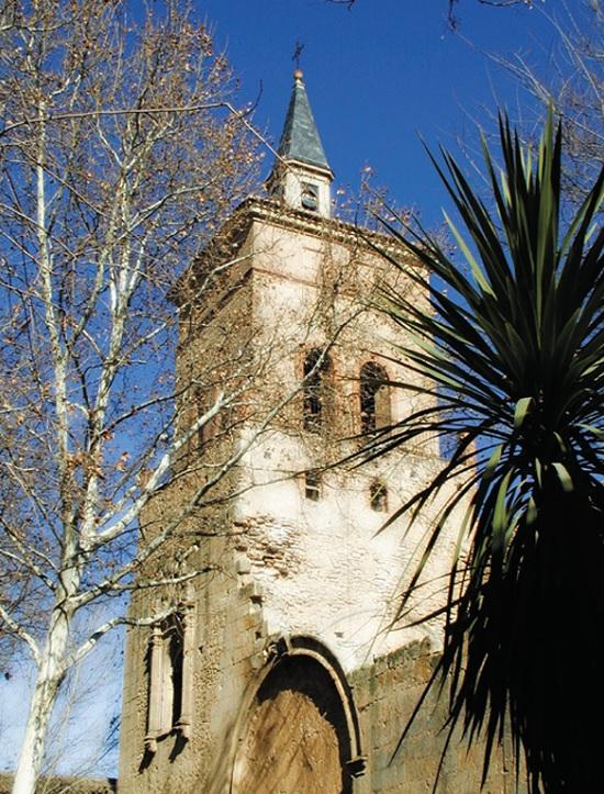 Iglesia San Juan Bautista, de Argamasilla