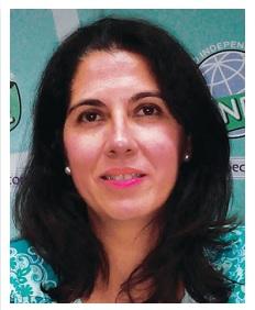 Mónica Sánchez de la Nieta. Sindicato ANPE