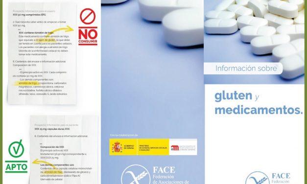 Gluten y medicamentos