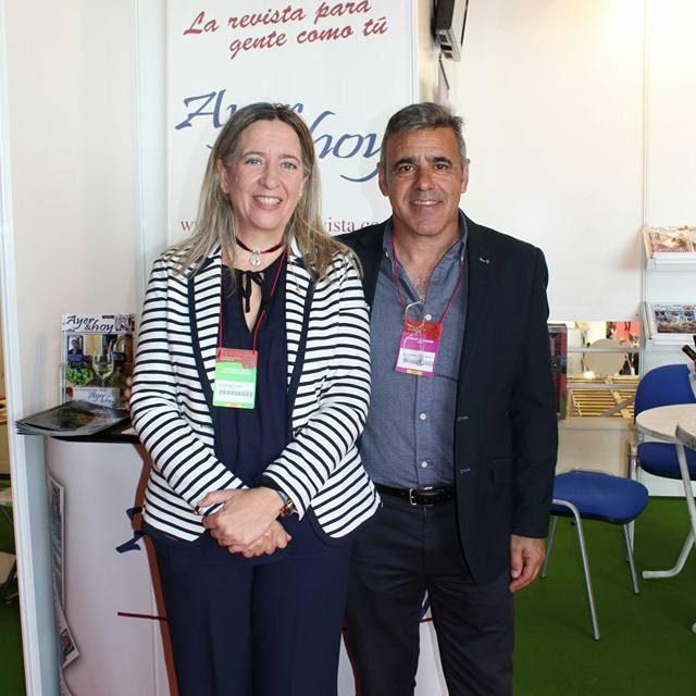 Otilia Romero, de Enopasión, subraya la consolidación de FENAVIN y el impacto económico en la ciudad