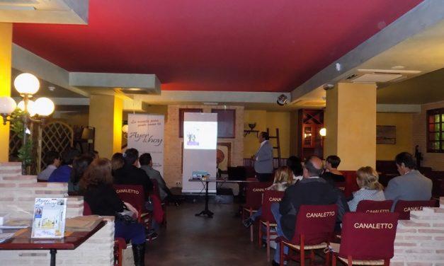 Gran éxito de asistencia en la presentación de la revista Ayer & hoy Getafe
