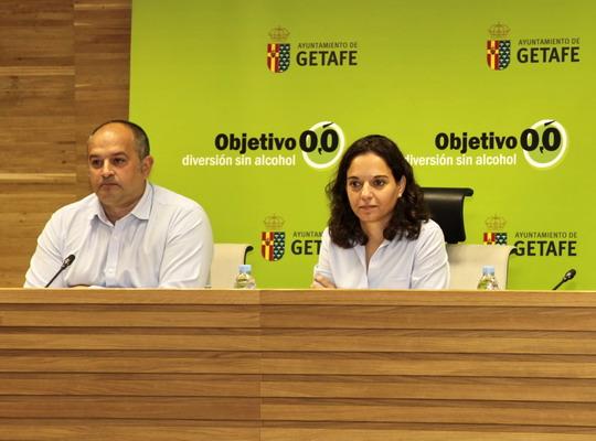 La delegación de Deportes asume la dirección del programa 'Objetivo 0'0. Diversión sin alcohol'