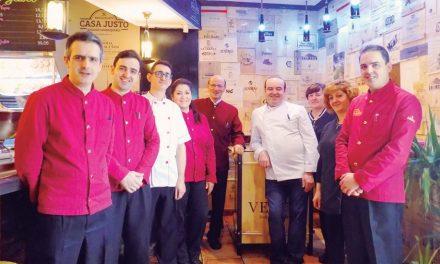 Restaurante Casa Justo, de Tomelloso