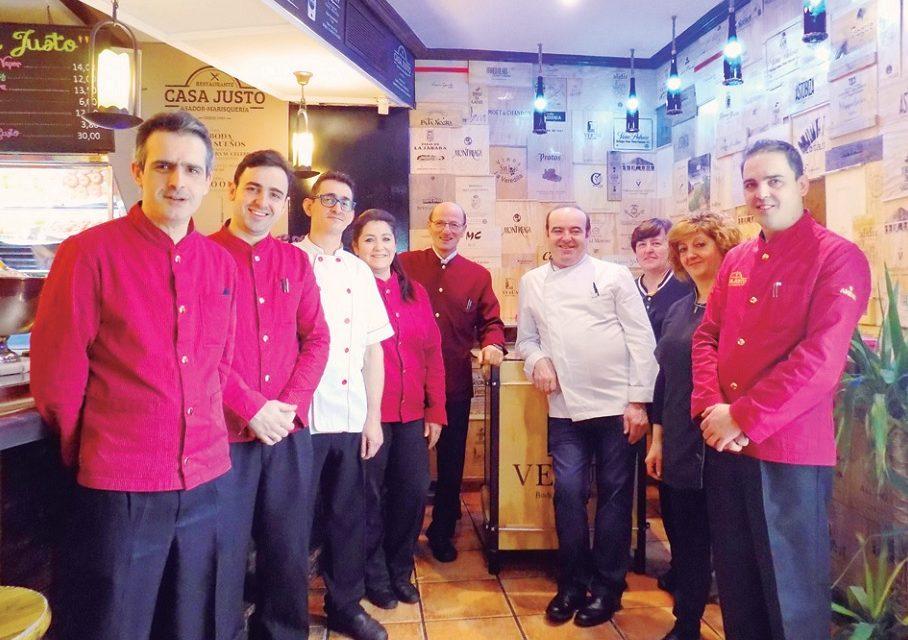 Restaurante Casa Justo De Tomelloso Revista Ayer Y Hoy
