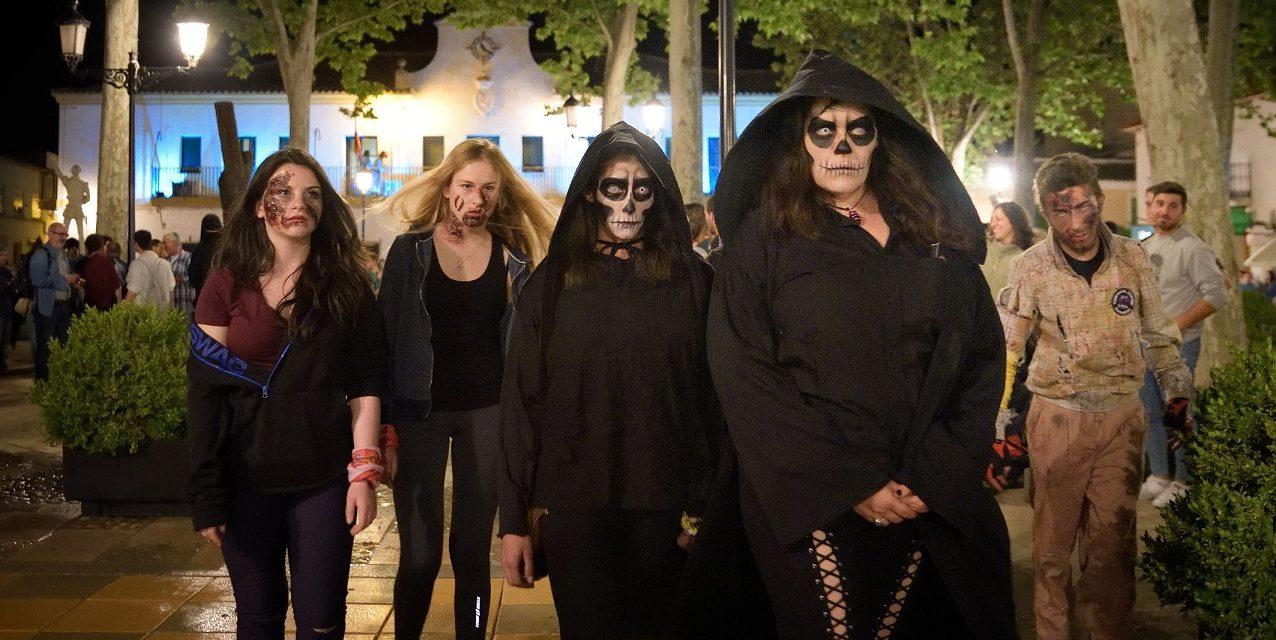 Argamasilla de Alba vive una segunda «invasión zombi»