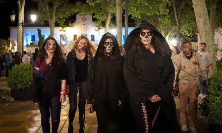 """Argamasilla de Alba vive una segunda """"invasión zombi"""""""