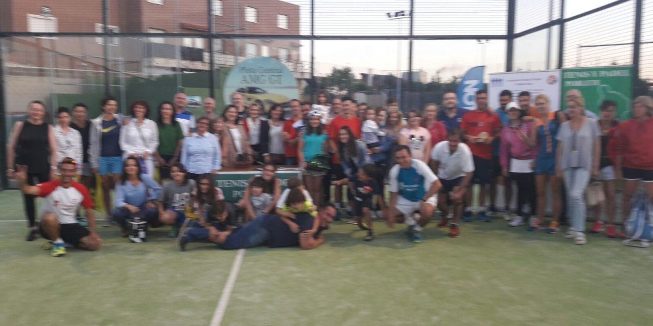 Celebrada la IV edición del torneo de padel Apafes Ciudad Real