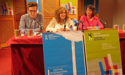 María Adánez, Silvia Marsó e Inma Cuevas, entre las figuras que llenarán de arte y cultura el Patio de Comedias de Torralba de Calatrava