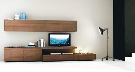 """Nueva tendencia en muebles para el hogar """"unidad de pared"""""""