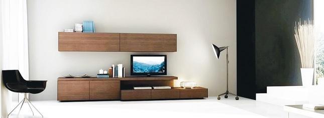 Nueva tendencia en muebles para el hogar «unidad de pared»