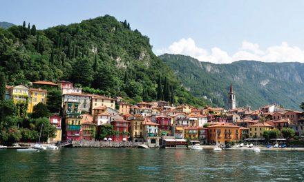 La belleza del Lago Como