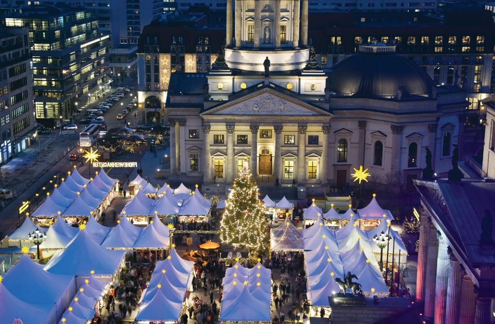 Berlín brilla en Navidad