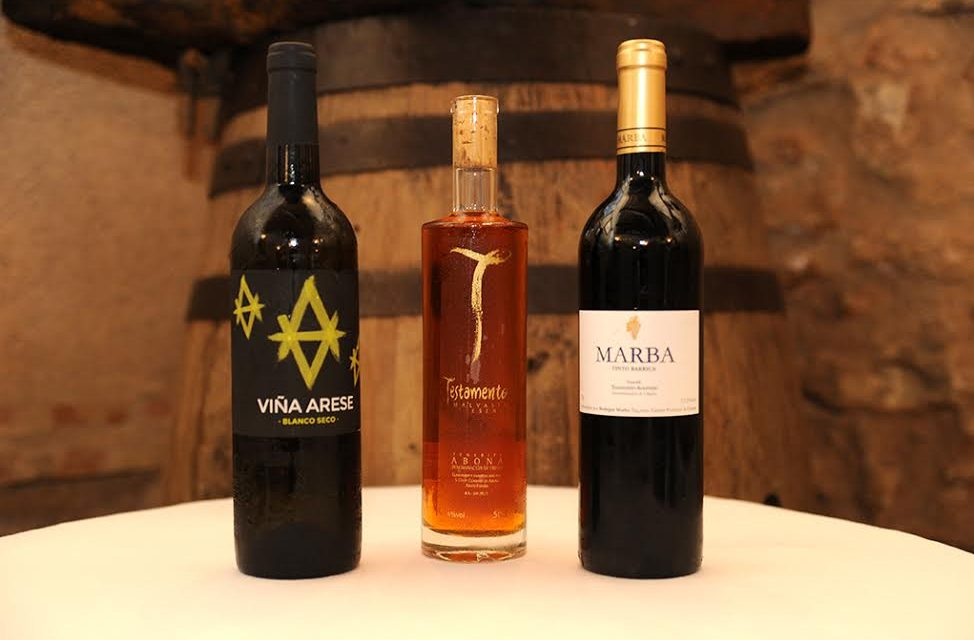 Canarias presenta oficialmente sus mejores vinos Agrocanarias 2017 en Fenavin