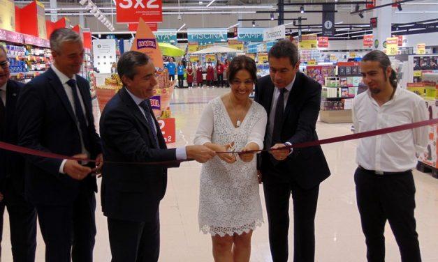 """Abre sus puertas el Hipermercado de Carrefour en el Centro Comercial """"El Parque"""""""