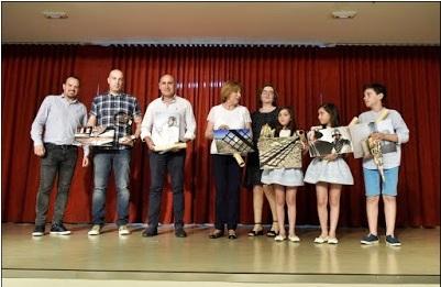 Antares celebra un acto de clausura de curso y entrega de premios