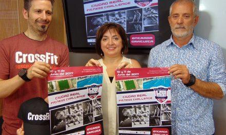"""Los 300 mejores crossfiteros españoles se dan cita en la """"Ciudad Real Fitness Challenge"""""""