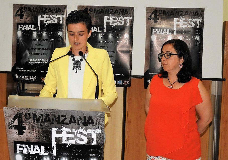 """Cinco formaciones llenarán de música el consolidado Certamen Nacional """"ManzanaFest 2017"""""""