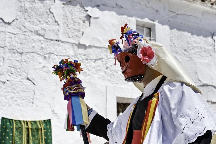 Castilla-La Mancha luce Fiestas de Interés Nacional y Regional de Corpus Christi en Elche de la Sierra, Camuñas, Lagartera y Porzuna