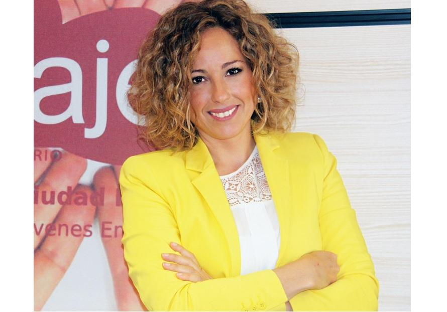Cristina Tirado Rivero. Coordinadora del Área de la Mujer de AJE Ciudad Real y de Castilla-La Mancha