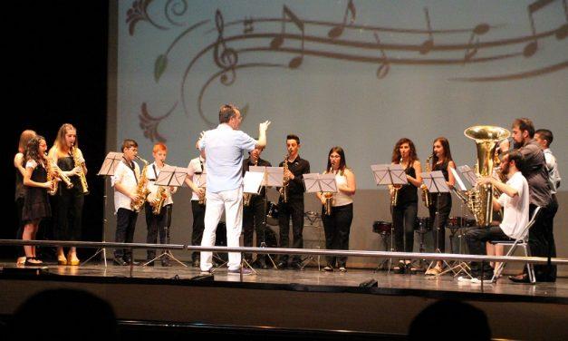Punto y final a un nuevo curso de la Escuela de Música y Danza de La Solana