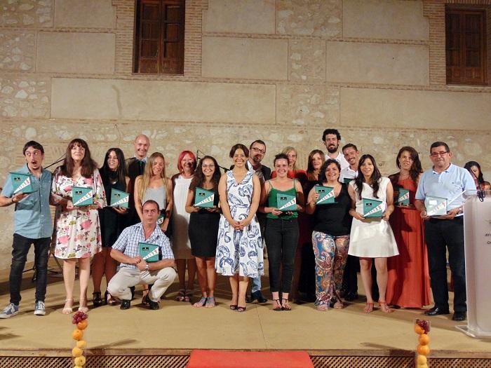 El Ayuntamiento homenajea a las entidades del tercer sector en la I Gala de Acción Social