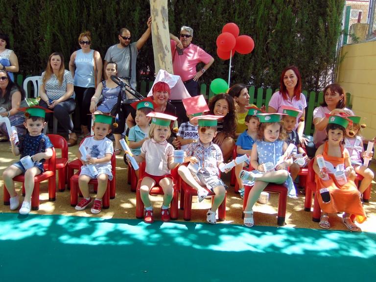 Graduados 26 alumnos del CAI de la Granja en Ciudad Real