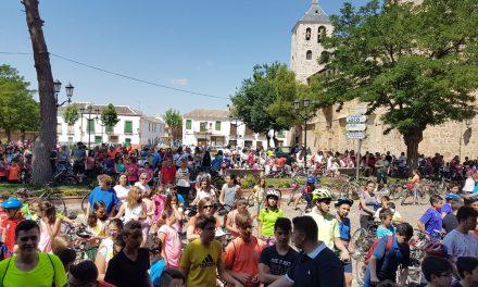 Día de la Bicicleta en Moral de Calatrava