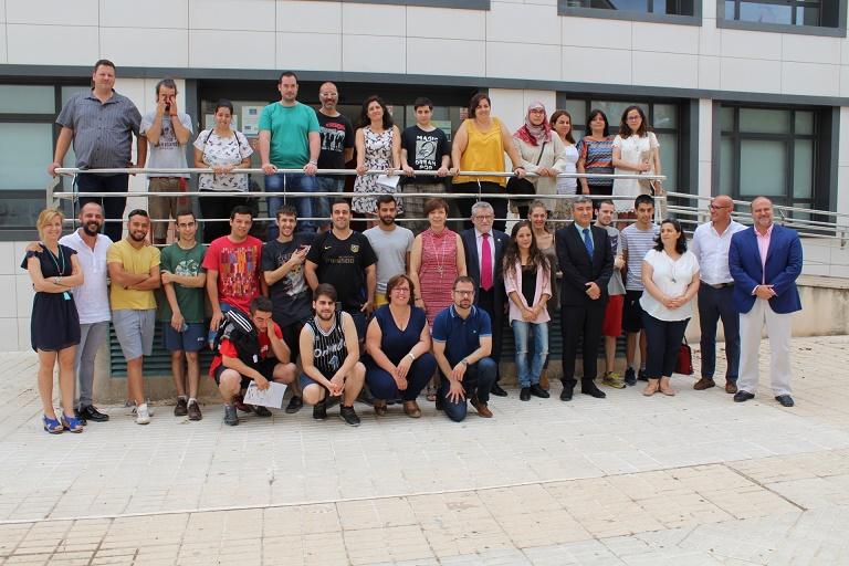 El Consejero de Educación inaugura en Alcázar de San Juan la Escuela de Emprendedores