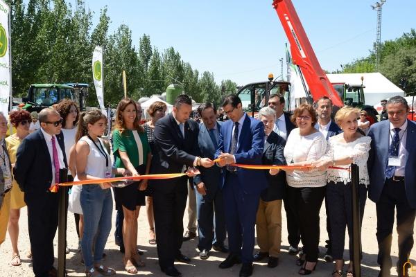 Inaugurada Ferduque, la I Feria Nacional Agroganadera de los Estados del Duque