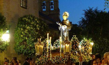 Fuegos artificiales y procesiones protagonistas de las fiestas patronales de Torralba de Calatrava