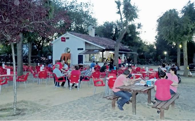 Terraza El Parque Manzanares