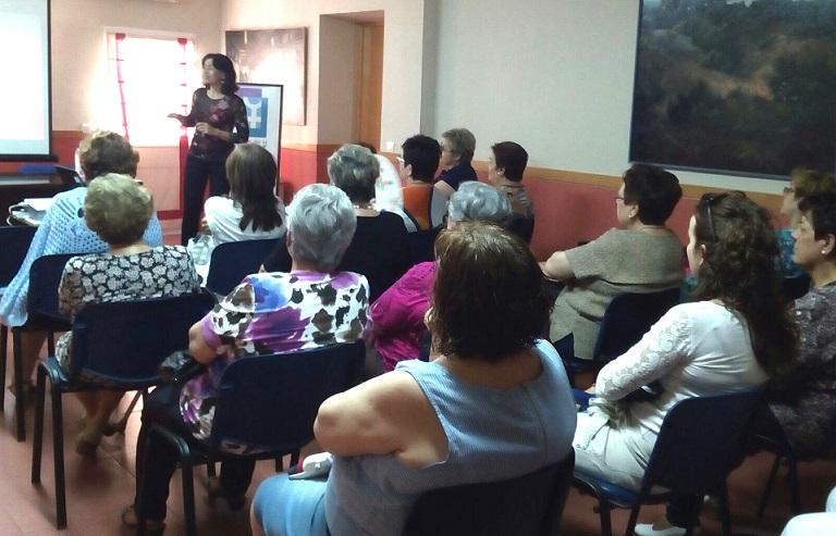 Finalizan en Tomelloso las actividades de la concejalía de Igualdad con motivo del Día Internacional para la Salud de la Mujer