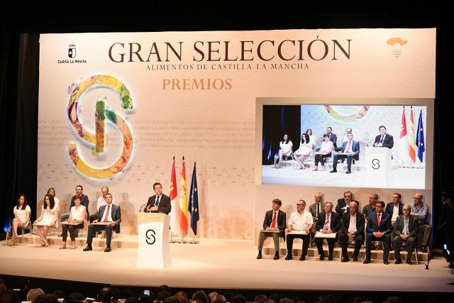 El Queso «Marantona Semicurado Artesano» Premio Gran Selección 2017 de Castilla-La Mancha