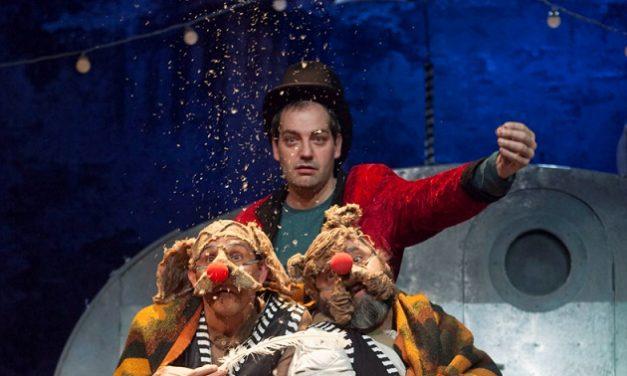 Este fin de semana el Patio de Comedias se envuelve con la magia circense que cierra el II Ciclo de Circo
