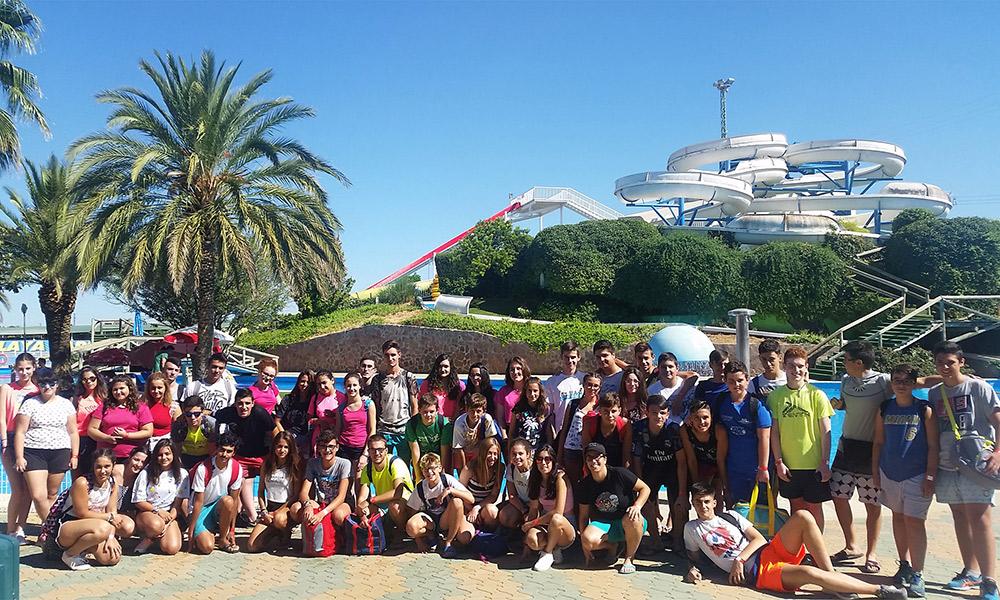 Intenso verano de viajes y actividades para los jóvenes argamasilleros