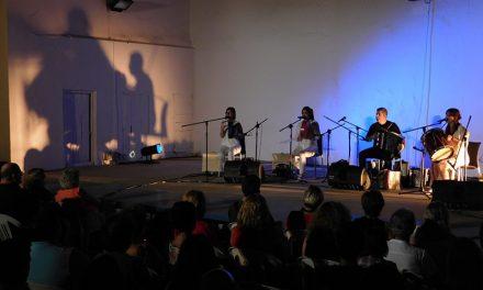 Kepa Junkera y Sorginak cautivan al público daimieleño