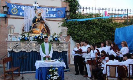 Las fiestas del barrio del Calvario consiguen 9.723 euros de recaudación, superando en 3.286 al año anterior