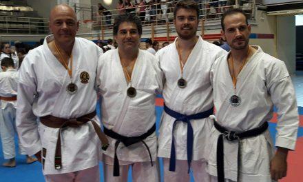 Dos infanteños en el XII campeonato de España de Nihon Tai-Jitsu