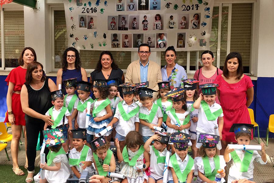 La Escuela Infantil 'Los Quijotes' contará con un servicio de aula matinal de cara al próximo curso escolar